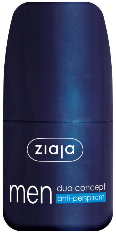 antiperspirant duo concept pro muže 60 ml Ziaja