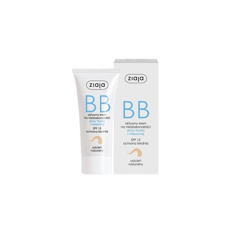 BB krém SPF 15 50 ml Ziaja