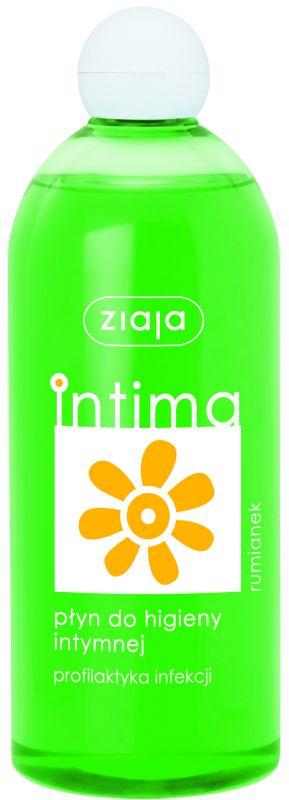 bylinná intimní hygiena s heřmánkem Ziaja