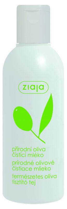 čistící pleťové mléko s olivovým olejem 200 ml Ziaja