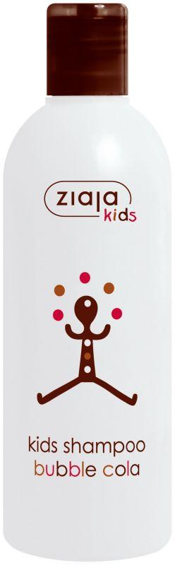 dětský šampón na vlasy bublinková cola 300 ml Ziaja