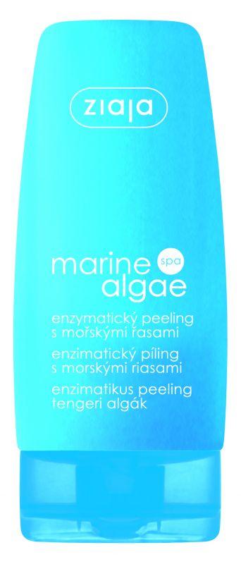 enzymatický pleťový peeling s mořskou řasou Ziaja