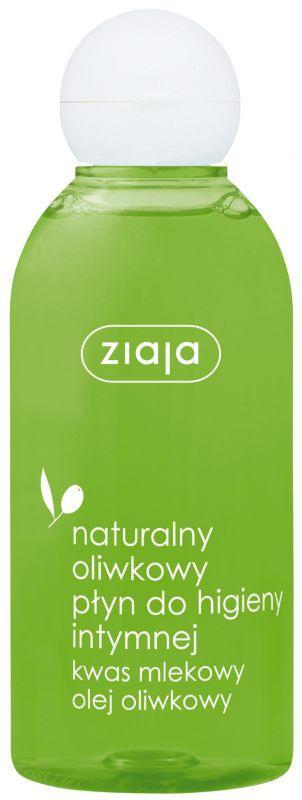 gel pro intimní hygienu s olivovým olejem Ziaja