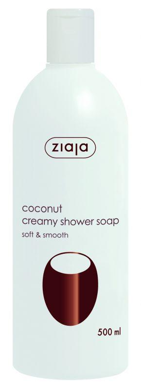 kokosový sprchový krém 500 ml Ziaja