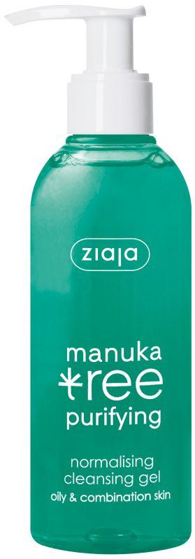 čistící pleťový gel s manukou 200 ml Ziaja