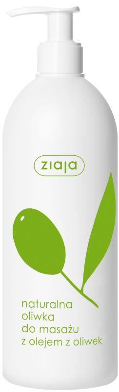 masážní olej s olvivým olejem 500 ml Ziaja
