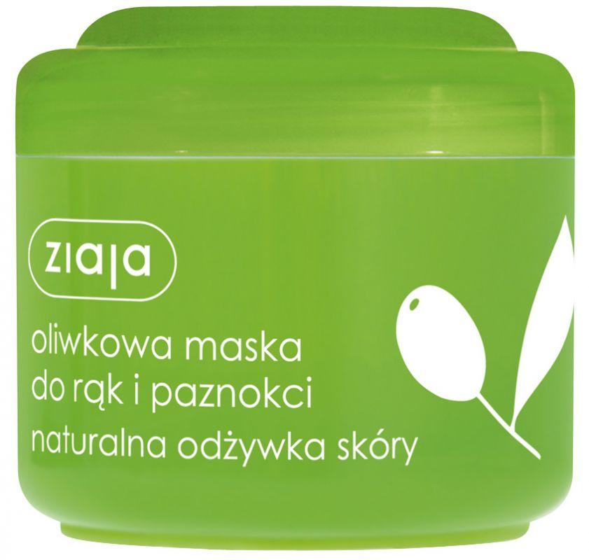 maska na ruce a nehty s olivovým olejem 75 ml Ziaja