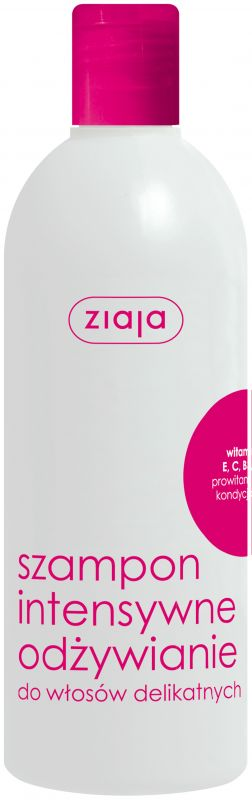 péče o vlasy s vitamínovým komplexem Ziaja
