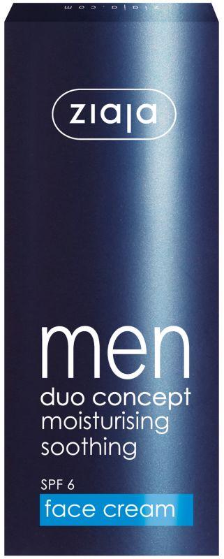 hydratační pleťový krém pro muže 50 ml Ziaja