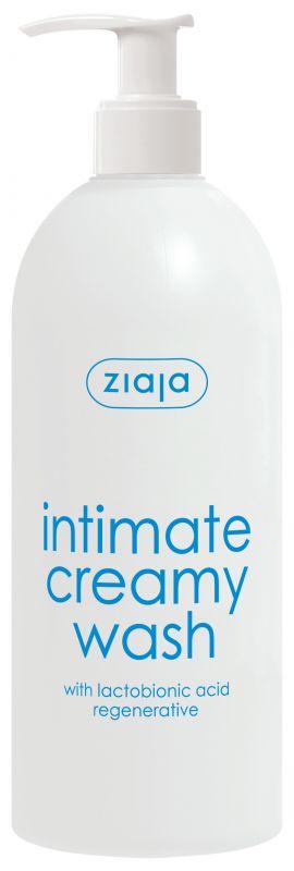 regenerační intimní hygiena Ziaja