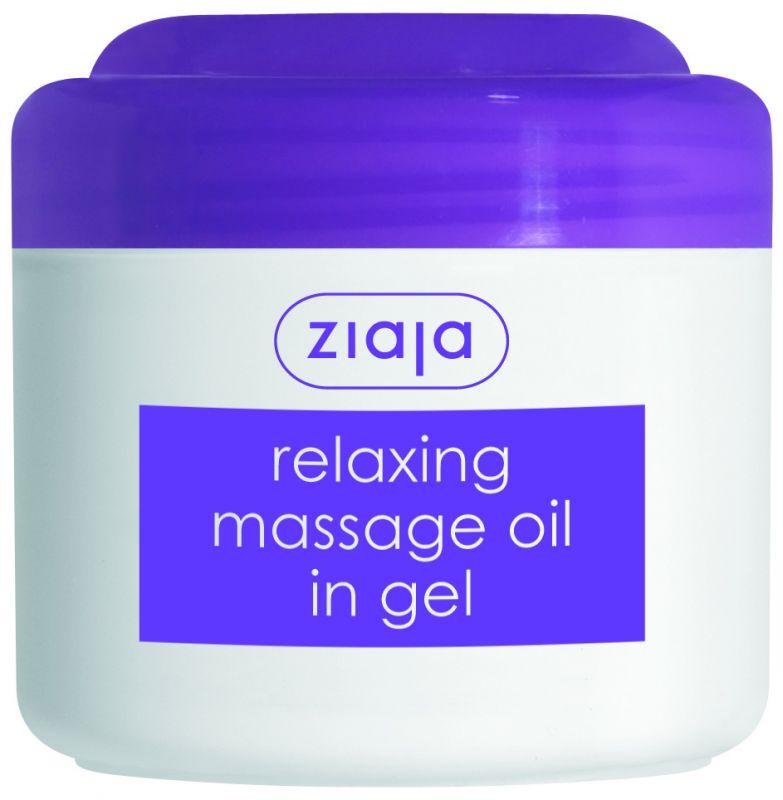 relaxační masážní gel 180 ml Ziaja