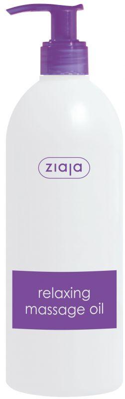 relaxační masážní olej 500 ml Ziaja