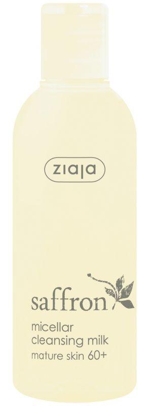 šafránové micelární mléko 200 ml Ziaja