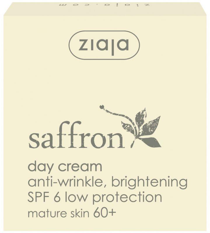 protivráskový denní pleťový krém se šafránem 50 ml Ziaja