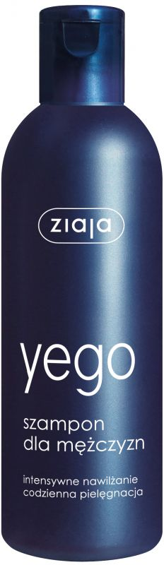 šampón na vlasy pro muže 300 ml Ziaja
