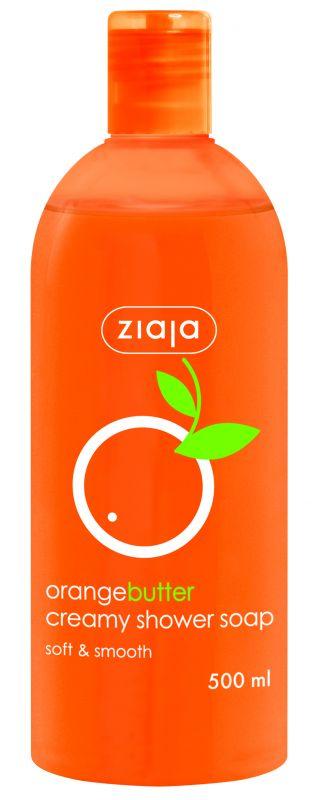 sprchový gel pomerančové máslo 500 ml Ziaja
