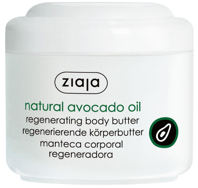 tělové máslo s avokádovým olejem 200 ml Ziaja