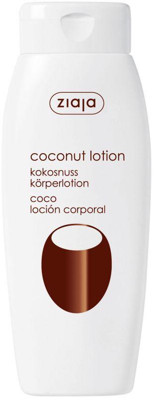 kokosové tělové mléko 200 ml Ziaja