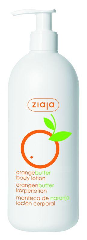pomerančové tělové mléko 400 ml Ziaja