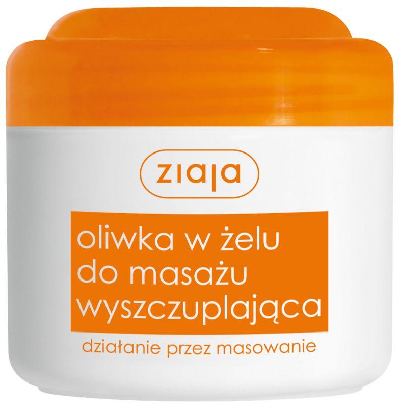 zeštíhlující masážní gel 180 ml Ziaja