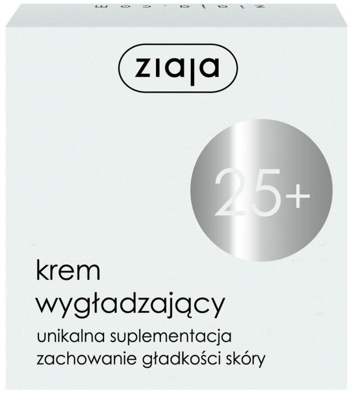 25+ vyhlazující polomastný pleťový krém 50 ml Ziaja