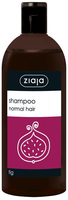 rodinný šampón na vlasy s výtažkem z fíku 500 ml Ziaja