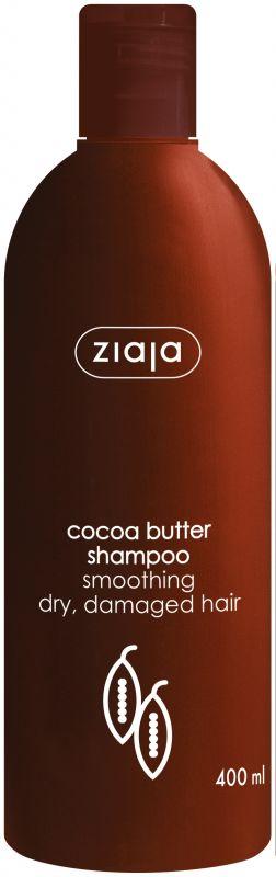 šampón na vlasy s kakaovým máslem 400 ml Ziaja