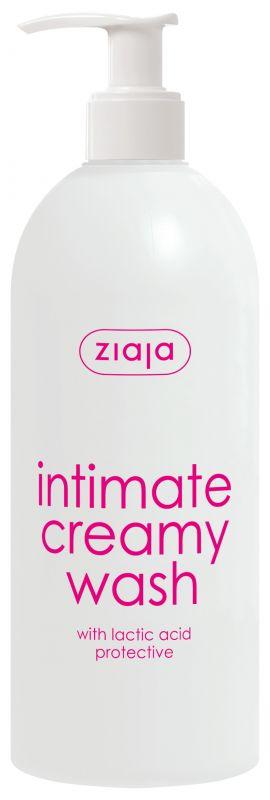 ochranná intimní hygiena 500 ml + 200 ml zdarma Ziaja