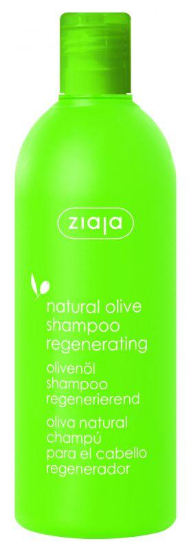 šampón na vlasy s olivovým olejem 400 ml + kondicionér 200 ml Ziaja