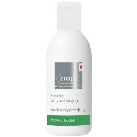 antibakteriální čistící tonik 200 ml Ziaja MED