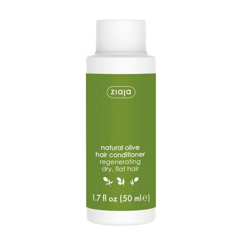 cestovní balení kondicionér na vlasy s olivovým olejem 50 ml Ziaja