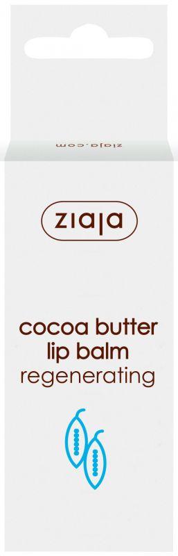 balzám na rty s kakaovým máslem 10 ml Ziaja