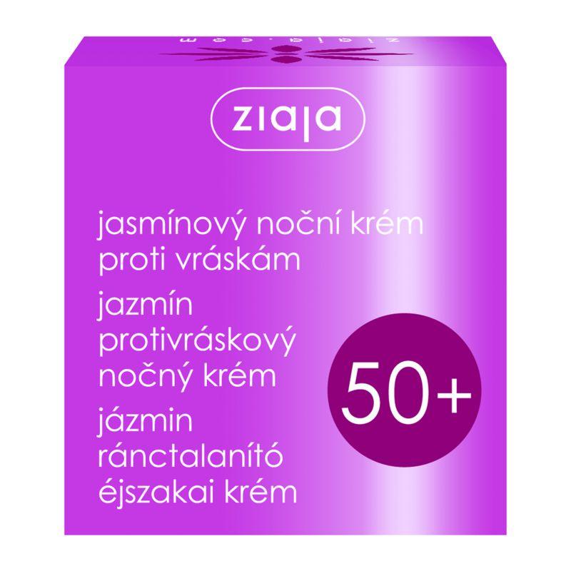 jasmínový noční pleťový krém 50 ml Ziaja
