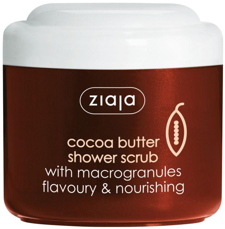 kakao sprchový peeling 200 ml Ziaja