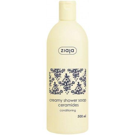 krémové sprchové mýdlo s ceramidy 500 ml Ziaja