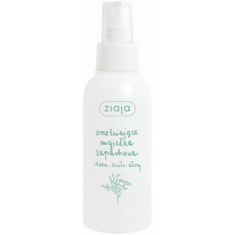 osvěžující tělový sprej - mlhovina 100 ml Ziaja