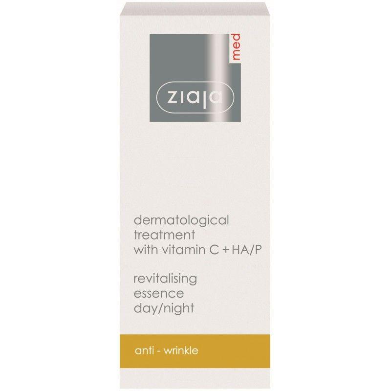 revitalizační esence s vitamínem C a HA/P 30 ml Ziaja MED