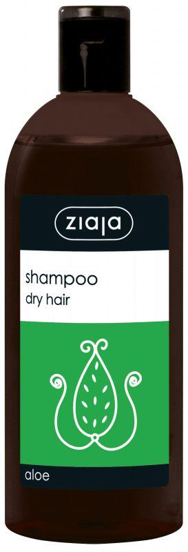 rodinný šampón na vlasy s výtažkem z aloe 500 ml Ziaja