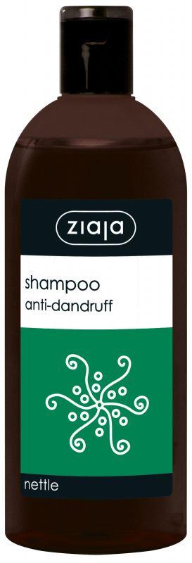 rodinný šampón na vlasy s výtažkem z kopřivy 500 ml Ziaja