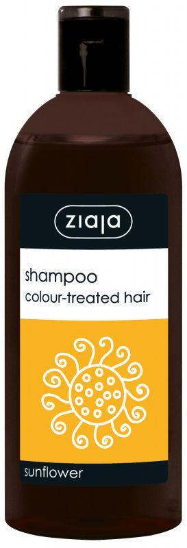 rodinný šampón na vlasy s výtažkem ze slunečnice 500 ml Ziaja