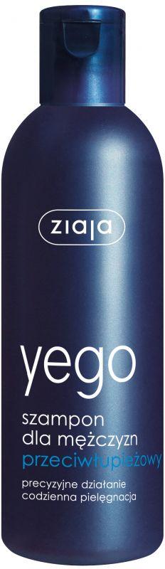 šampón na vlasy pro muže proti lupům 300 ml Ziaja