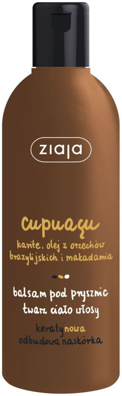 cupuacu sprchový balzám na tvář, tělo i vlasy 300 ml Ziaja