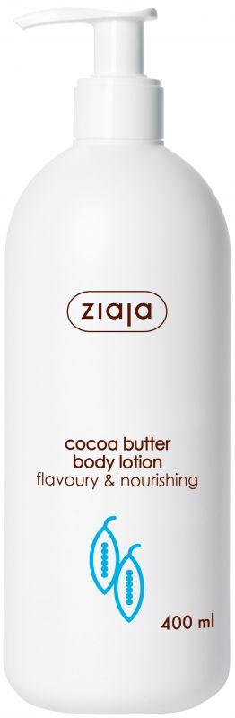 tělové mléko s kakaovým máslem 400 ml Ziaja