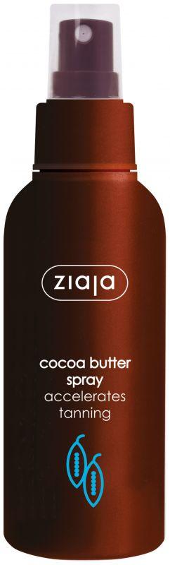 tělový sprej s kakaovým máslem 100 ml Ziaja