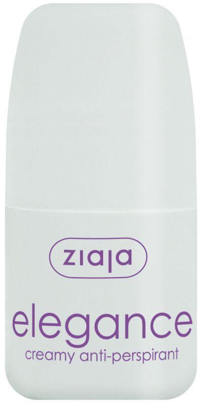 antiperspirant elegance creamy roll-on 60 ml 1+1 zdarma Ziaja