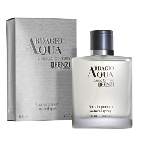 Ardagio Aqua Men Classic 100 ml JFENZI