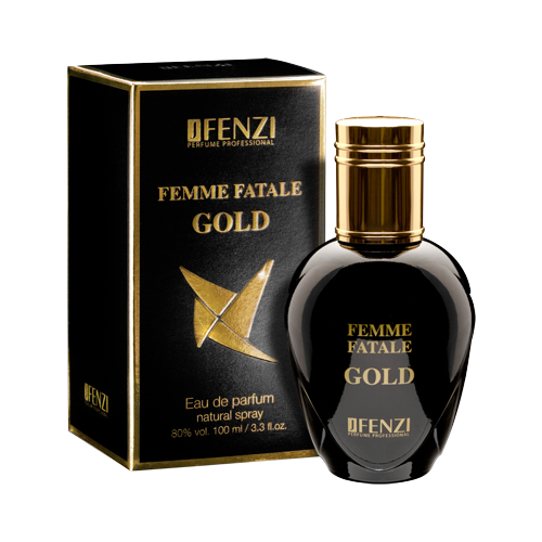 Femme Fatale Gold 100 ml JFENZI