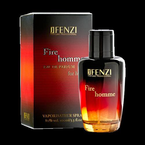 Fire Homme 100 ml JFENZI