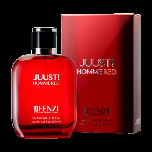 Juust Homme Red 100 ml JFENZI