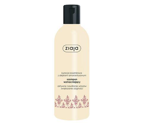 kašmír posilující šampón na vlasy 300 ml Ziaja